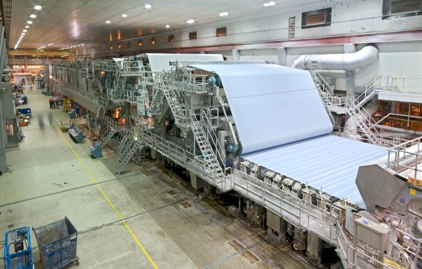 Công nghiệp giấy & bột giấy