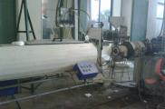 Bơm hút chân không vòng nước dùng trong sản xuất ống hàn nhiệt HDPE , PPR