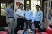 Hãng sản xuất bơm hút chân không Wonchang Hàn Quốc đến thăm và làm việc tại Fisco